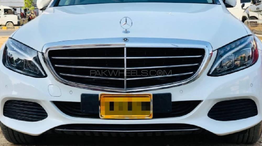 Mercedes Benz C Class C180 2018 Image-1
