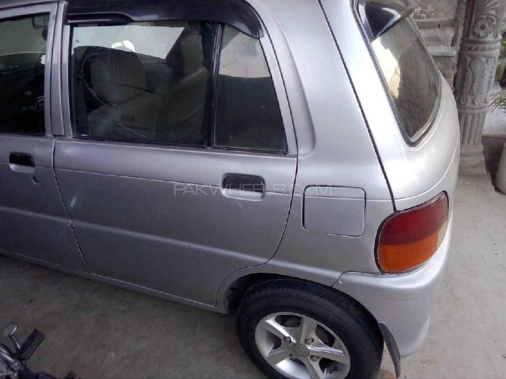 ڈائی ہاٹسو کورے CX 2009 Image-1