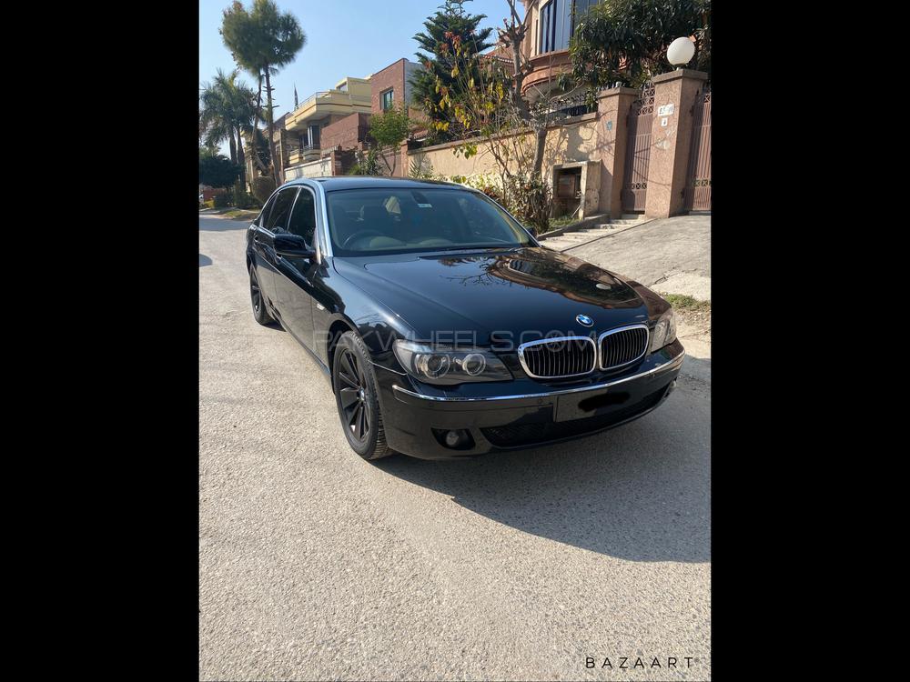 BMW 7 Series 745Li 2005 Image-1