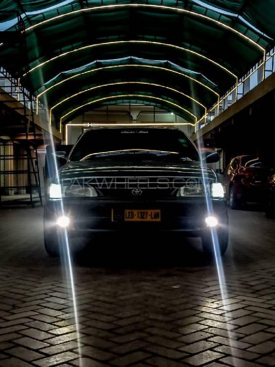 Toyota Corolla LX Limited 1.3 1993 Image-1