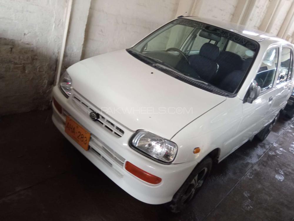 Daihatsu Cuore CX 2004 Image-1