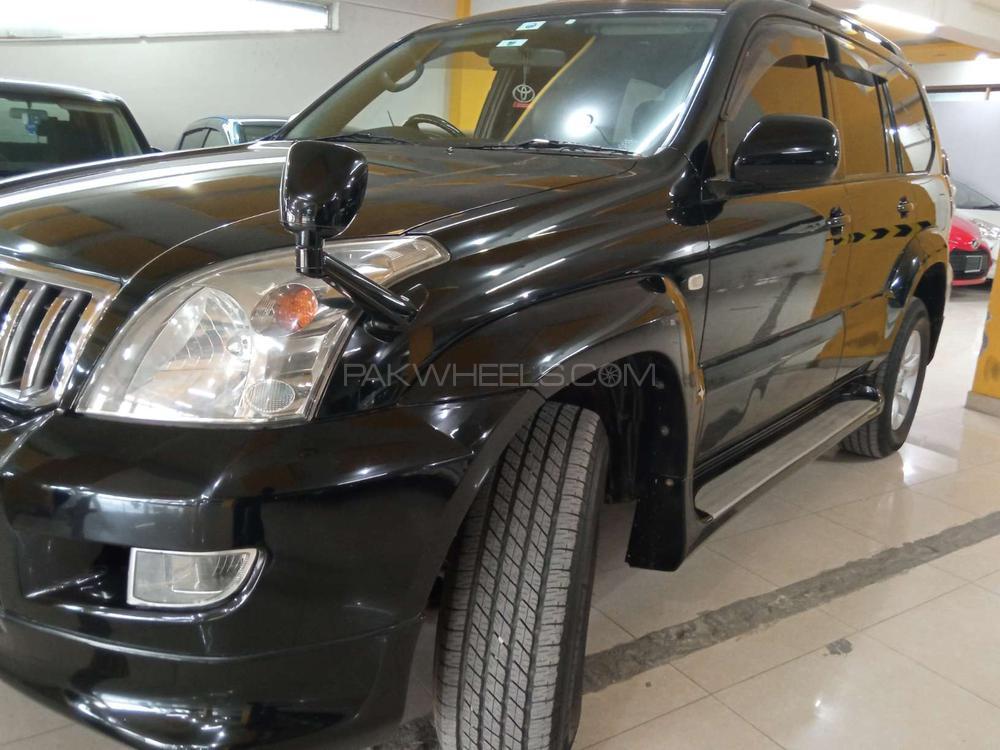 Toyota Prado TX 2.7 2006 Image-1