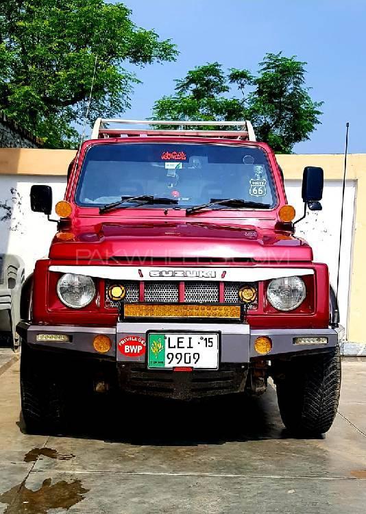 Suzuki Jimny 1996 Image-1