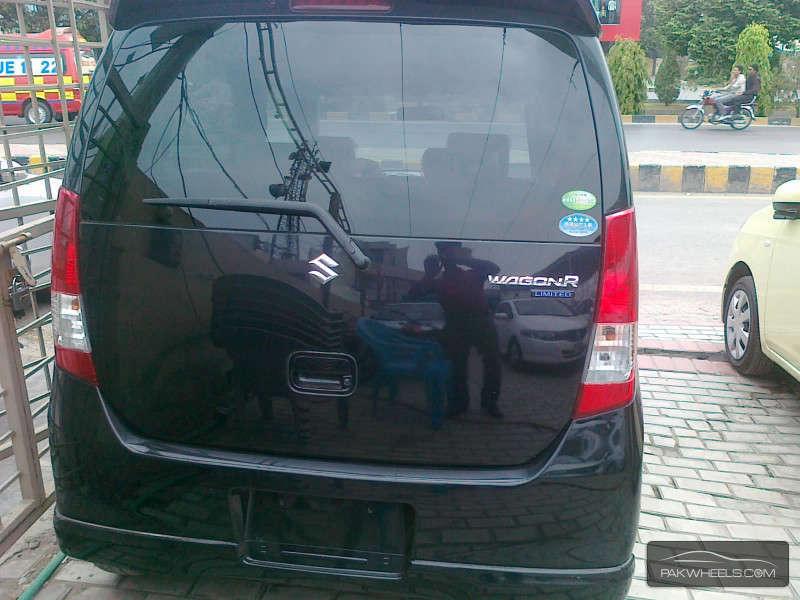 Suzuki Wagon R Limited 2010 Image-8