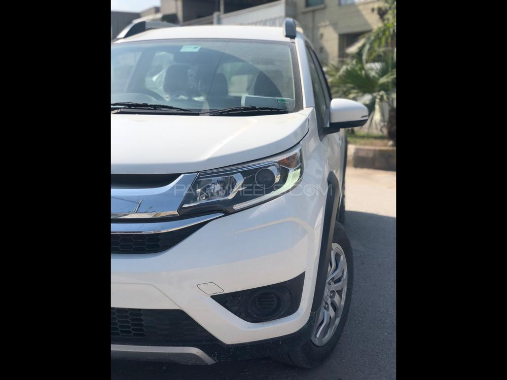 Honda BR-V 2019 Image-1