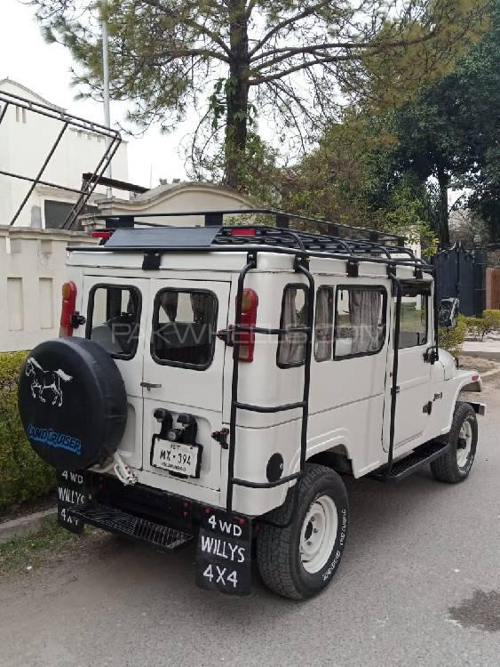 Jeep CJ 5 2.5 1982 Image-1