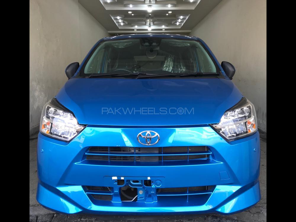 Toyota Pixis Epoch G 2017 Image-1