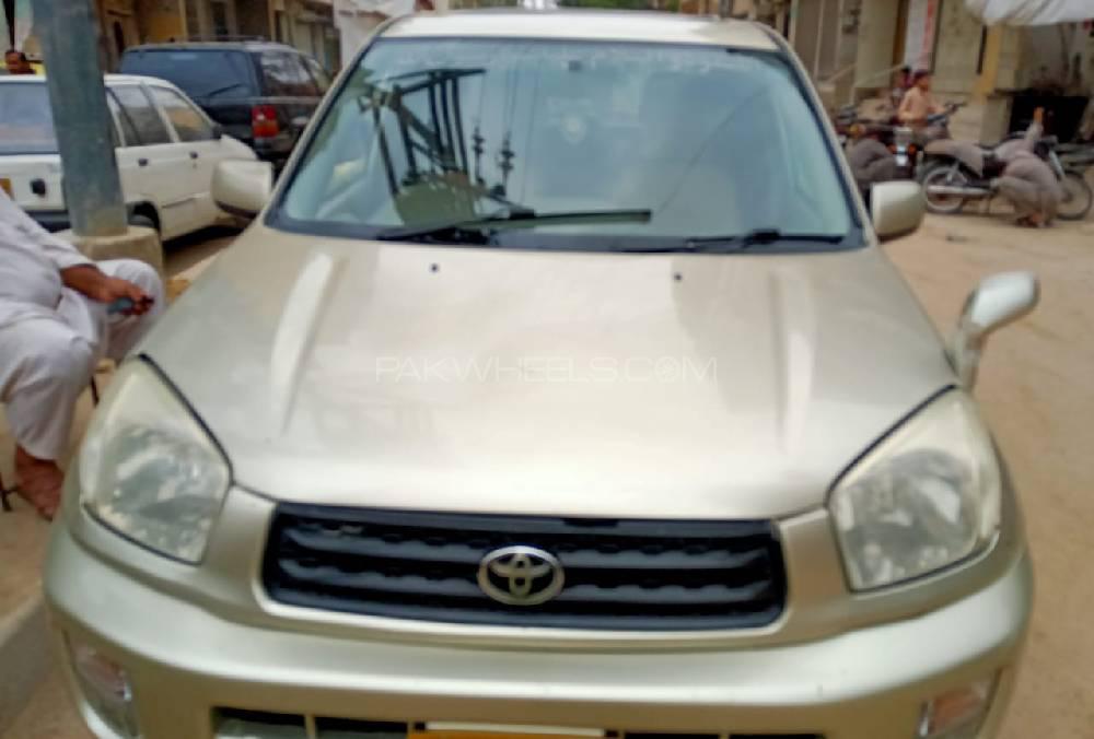 Toyota Rav4 Sport 2001 Image-1