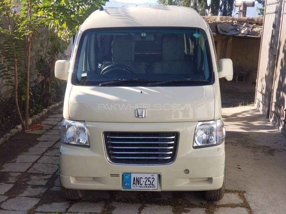 Honda Vamos Hobio L 2013 Image-1