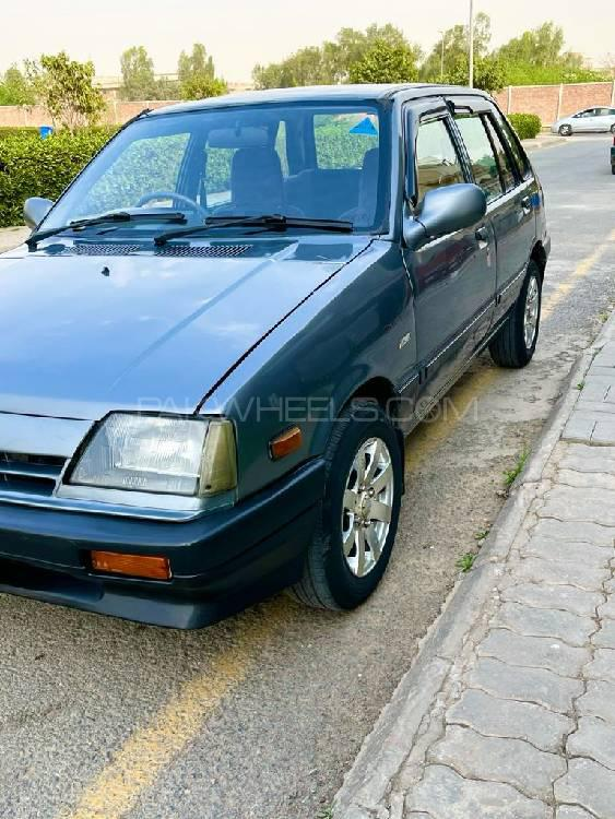 Suzuki Khyber Plus 1987 Image-1