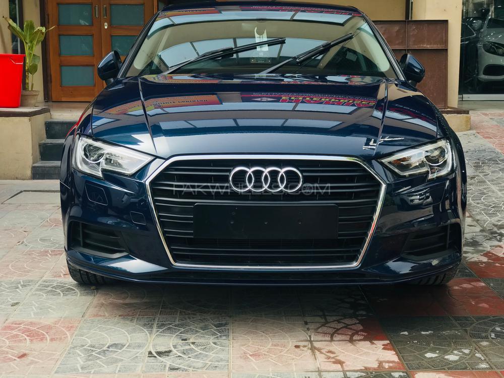 Audi A3 1.2 TFSI 2019 Image-1