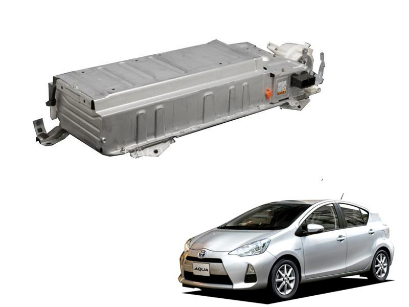 Toyota Aqua Hybrid Battery Unit in Lahore