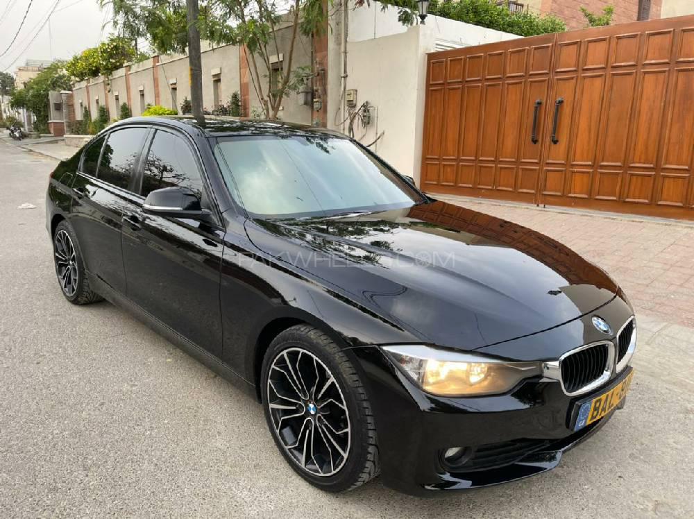 BMW / بی ایم ڈبلیو 3 سیریز 316i 2014 Image-1