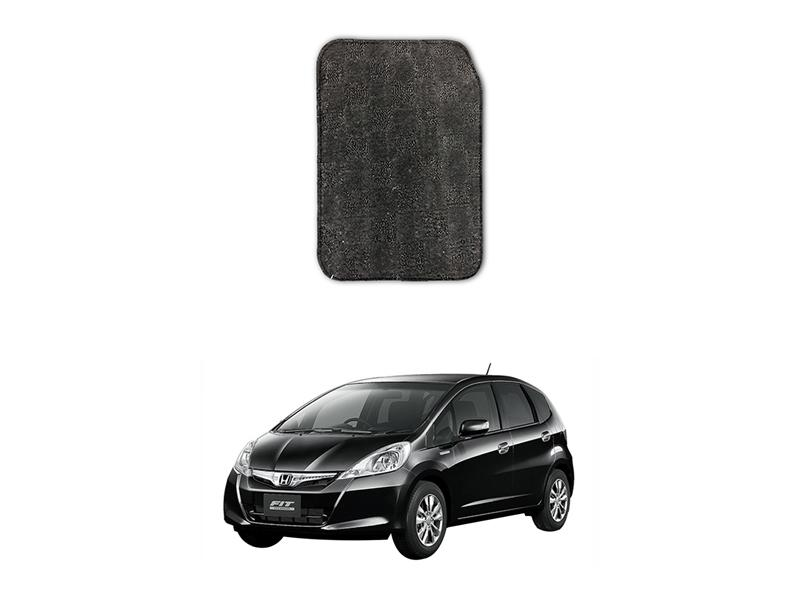 Honda Fit 2007-2013 Marflex Floor Mats Premium Grey in Lahore