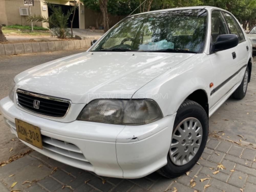 Honda City EXi 1998 for sale in Karachi   PakWheels