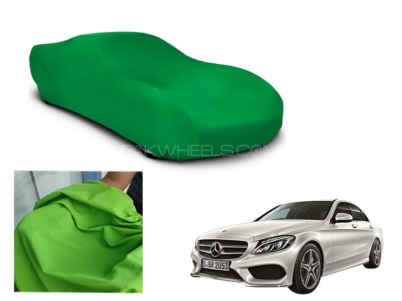 Mercedes C Class 2020 Microfiber Coated Anti Scratch And Anti Swirls Water Resistant Top Cover in Lahore