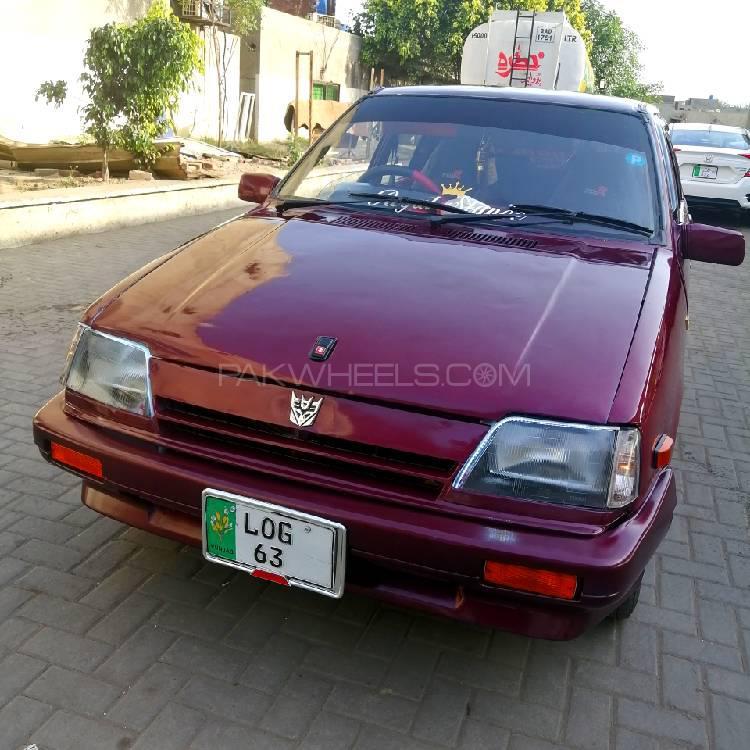 سوزوکی  خیبر GA 1993 Image-1
