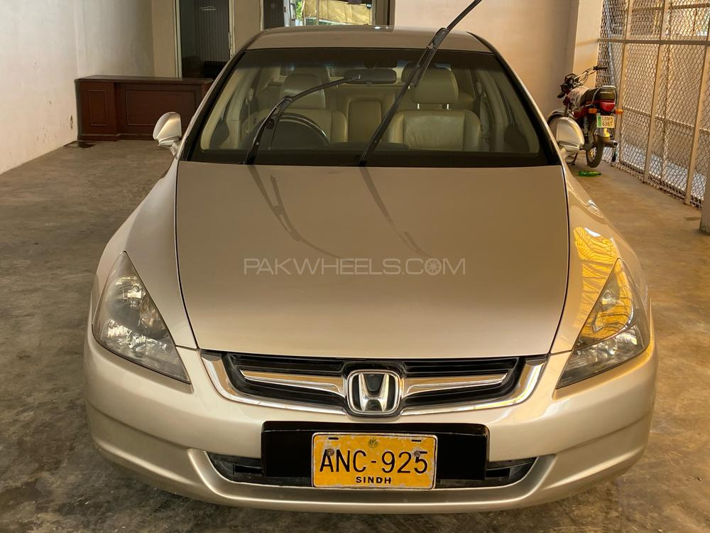 Honda Accord 24TL 2007 Image-1