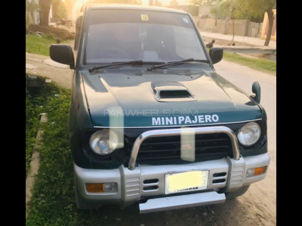 مٹسوبشی مِنی پجیرو VR 1995 Image-1