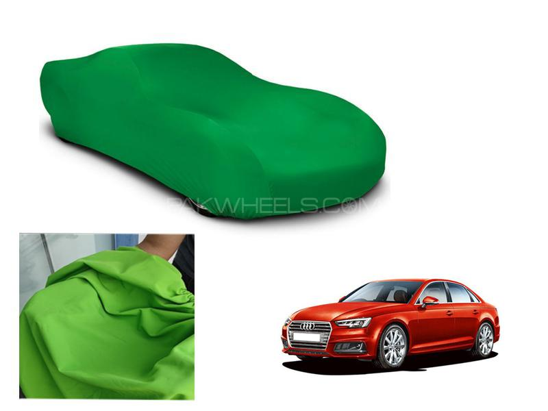 Audi A4 Microfiber Coated Anti Scratch And Anti Swirls Water Resistant Top Cover in Lahore