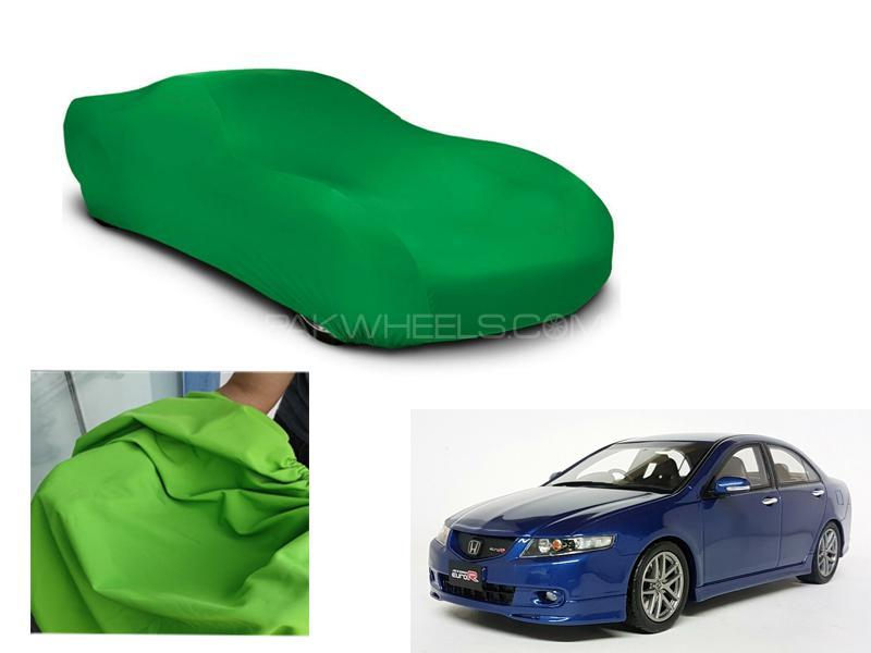 Honda Accord CL9 Microfiber Coated Anti Scratch And Anti Swirls Water Resistant Top Cover in Lahore