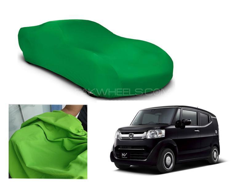 Honda N Box Microfiber Coated Anti Scratch And Anti Swirls Water Resistant Top Cover in Lahore