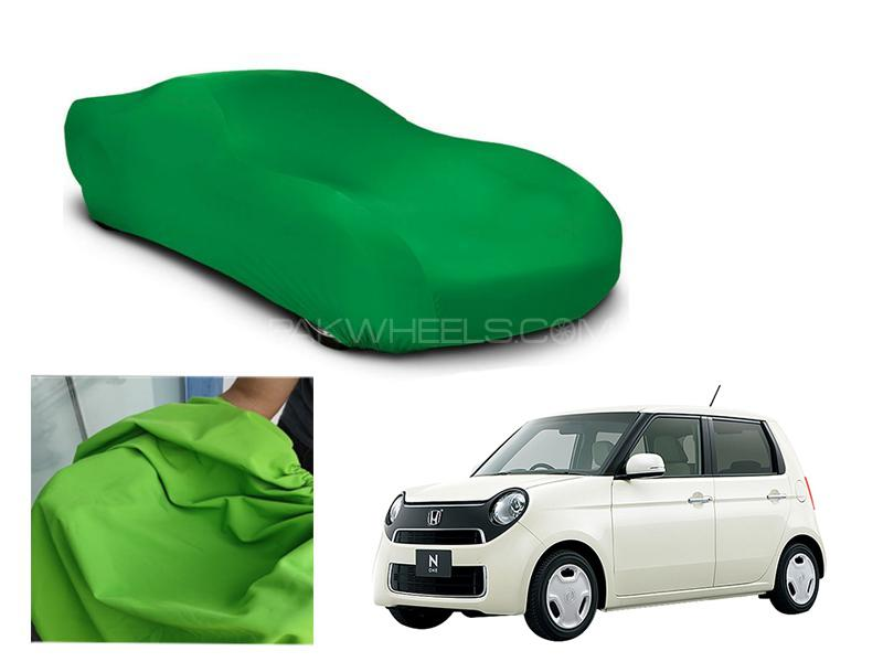 Honda N One Microfiber Coated Anti Scratch And Anti Swirls Water Resistant Top Cover in Lahore