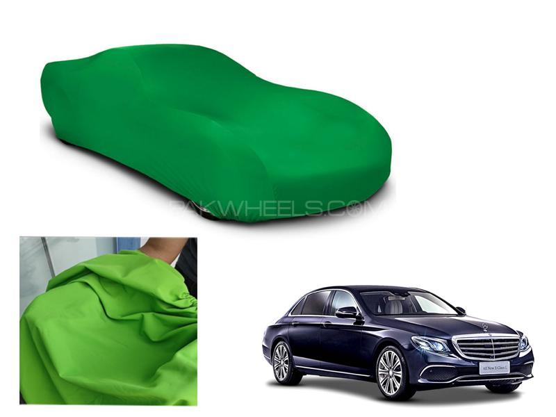 Mercedes E Class 2020 Microfiber Coated Anti Scratch And Anti Swirls Water Resistant Top Cover in Lahore