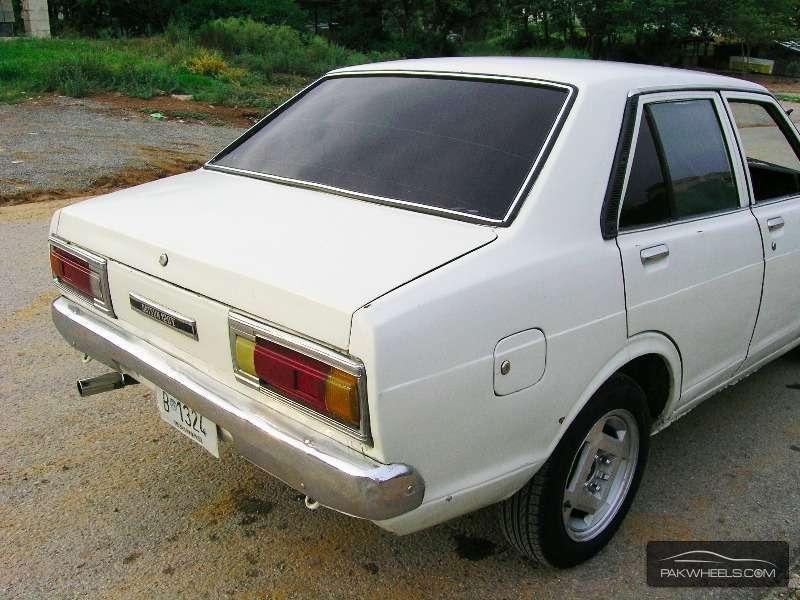 Datsun 120 Y 1979 for sale in Islamabad | PakWheels