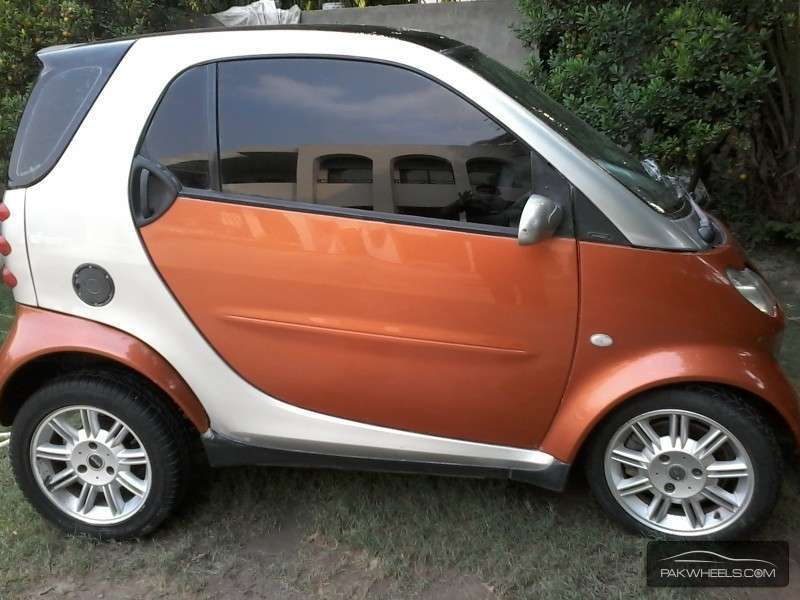 Mercedes benz smart 2003 for sale in lahore pakwheels for Smart car mercedes benz