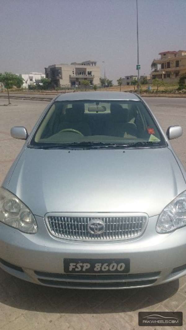 used toyota corolla gli 2006 car for sale in rawalpindi 910968 pakwheels. Black Bedroom Furniture Sets. Home Design Ideas