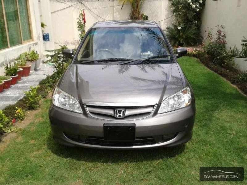 Honda Civic 2005 For Sale In Islamabad Olx