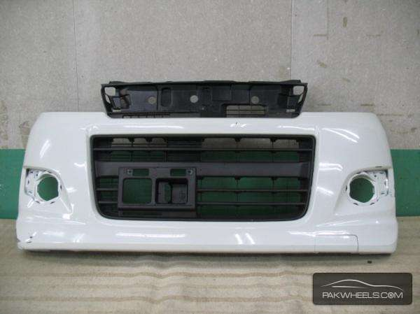 SUZUKI wagon r stingray mh23 front bumper for sale! Image-1