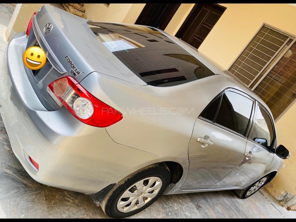 Toyota Corolla XLi VVTi Limited Edition 2012 Image-1