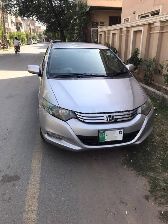 Honda Insight LS 2013 for sale in Lahore | PakWheels