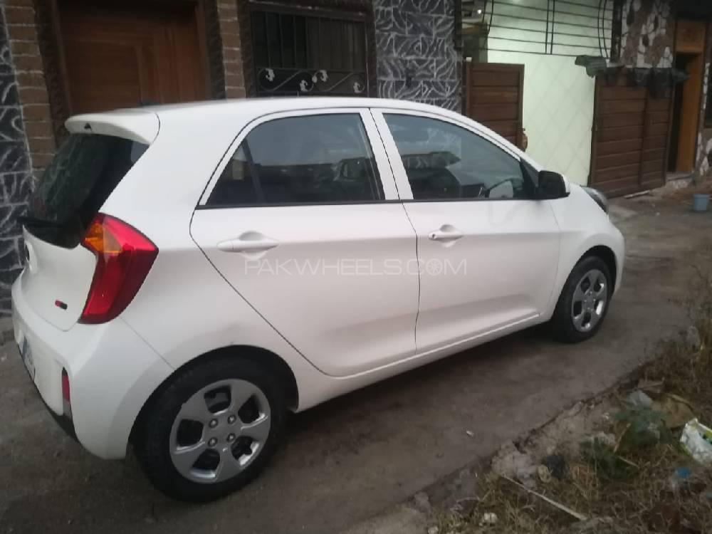 KIA Picanto 1.0 AT 2020 Image-1