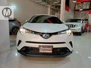 Used Toyota C-HR S 1.8 2017