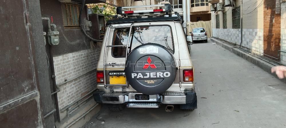 Mitsubishi Pajero Super Exceed 3.0 1990 Image-1