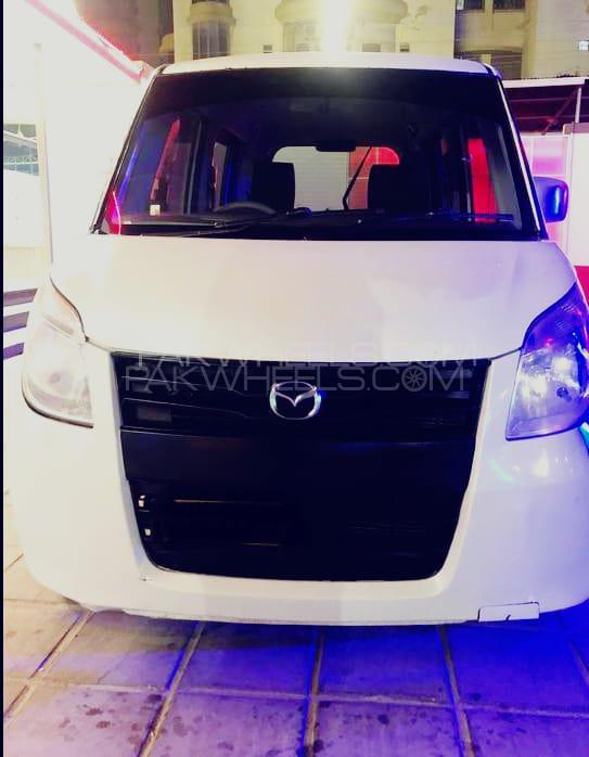 Mazda Flair XG 2012 Image-1