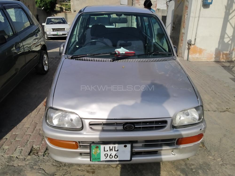 ڈائی ہاٹسو کورے CX آٹومیٹک 2006 Image-1