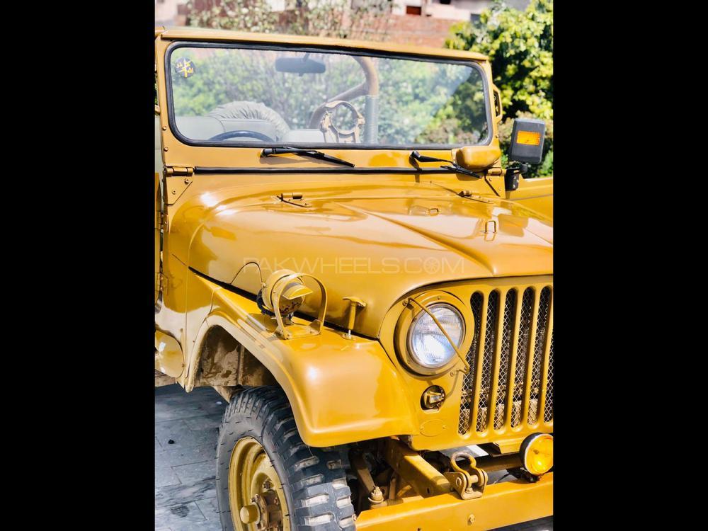 Jeep CJ 5 3.7 1963 Image-1