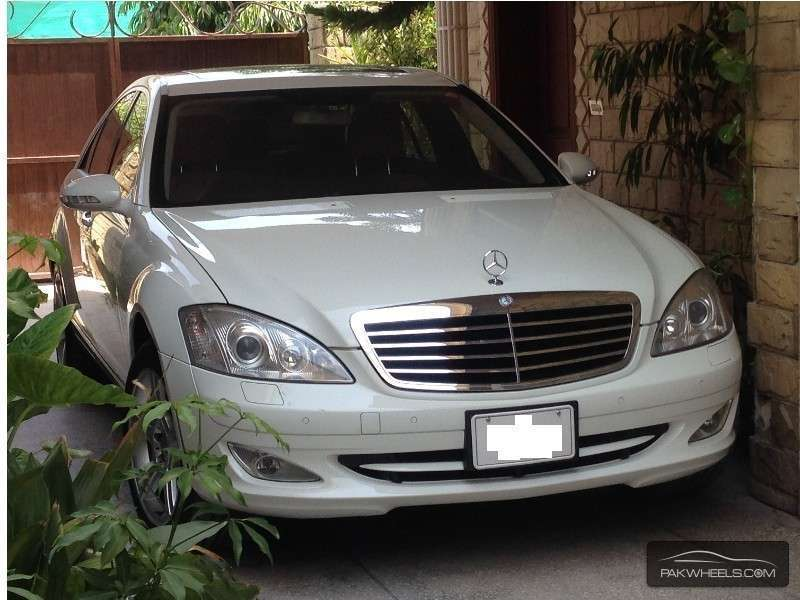 Mercedes benz s class s500 2007 for sale in islamabad for 2007 mercedes benz s class for sale