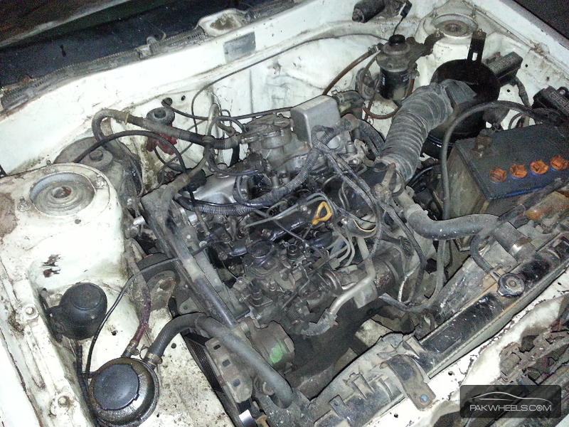 Toyota 2c Diesel Engine For Sale Fwd For Sale In Karachi
