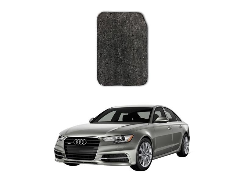 Audi A6 Marflex Floor Mats Premium Grey in Lahore