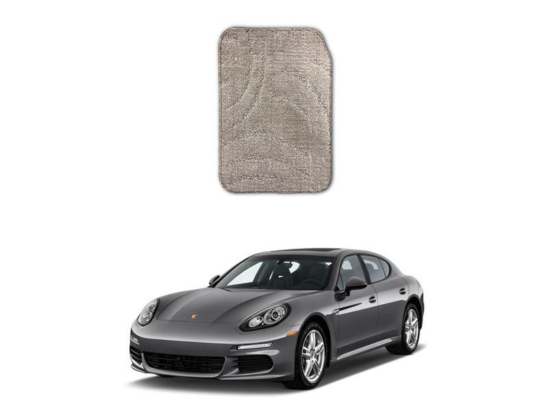 Porsche Panamera Marflex Floor Mats Premium Beige in Lahore