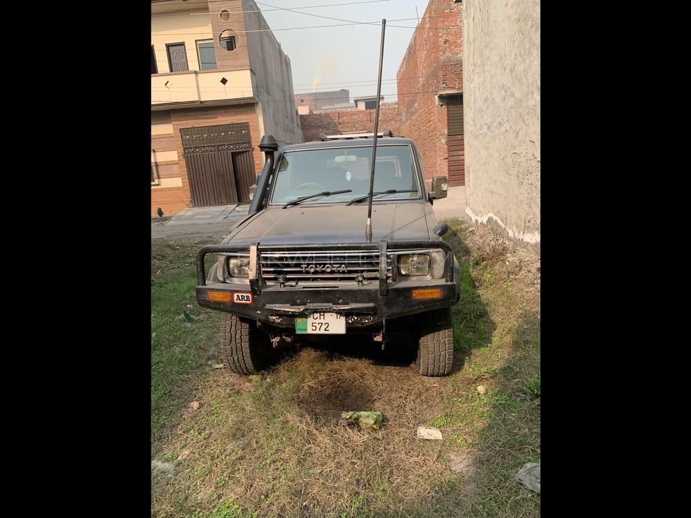 Toyota Prado Turbo 2.7 1992 Image-1