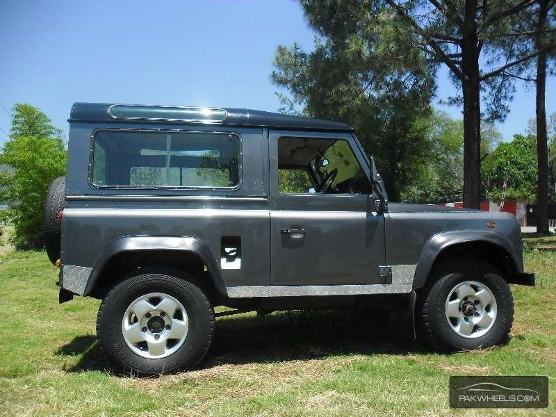 Land Rover Defender 90 Sw 1990 For Sale In Islamabad