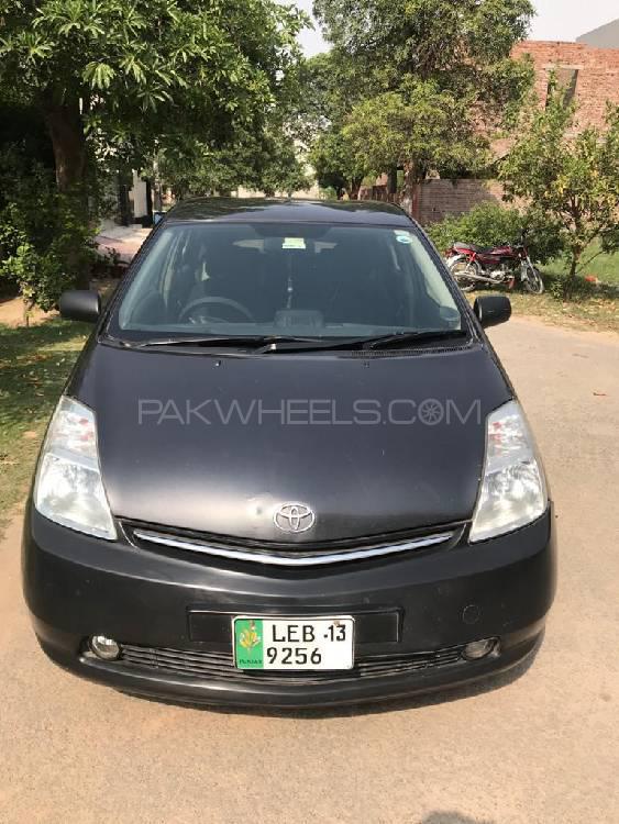 Toyota Prius 2008 Image-1