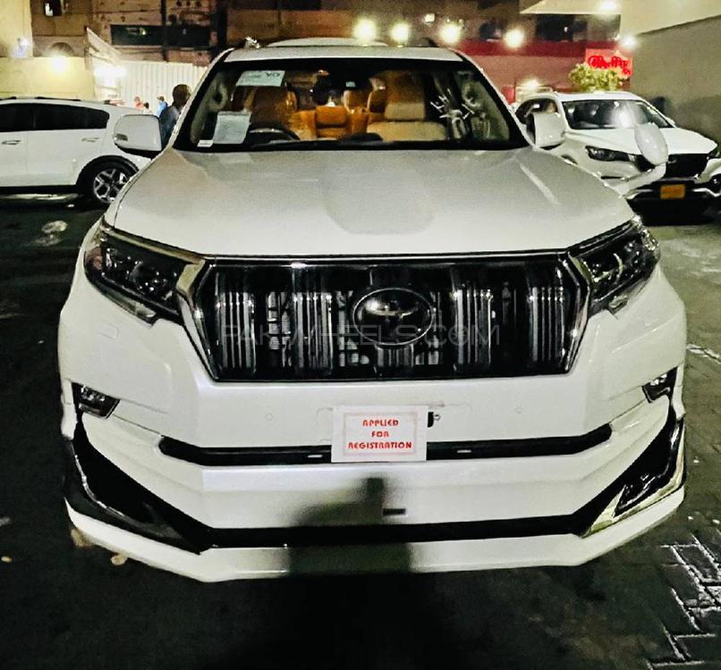 Toyota Prado TX L Package 2.7 2018 Image-1