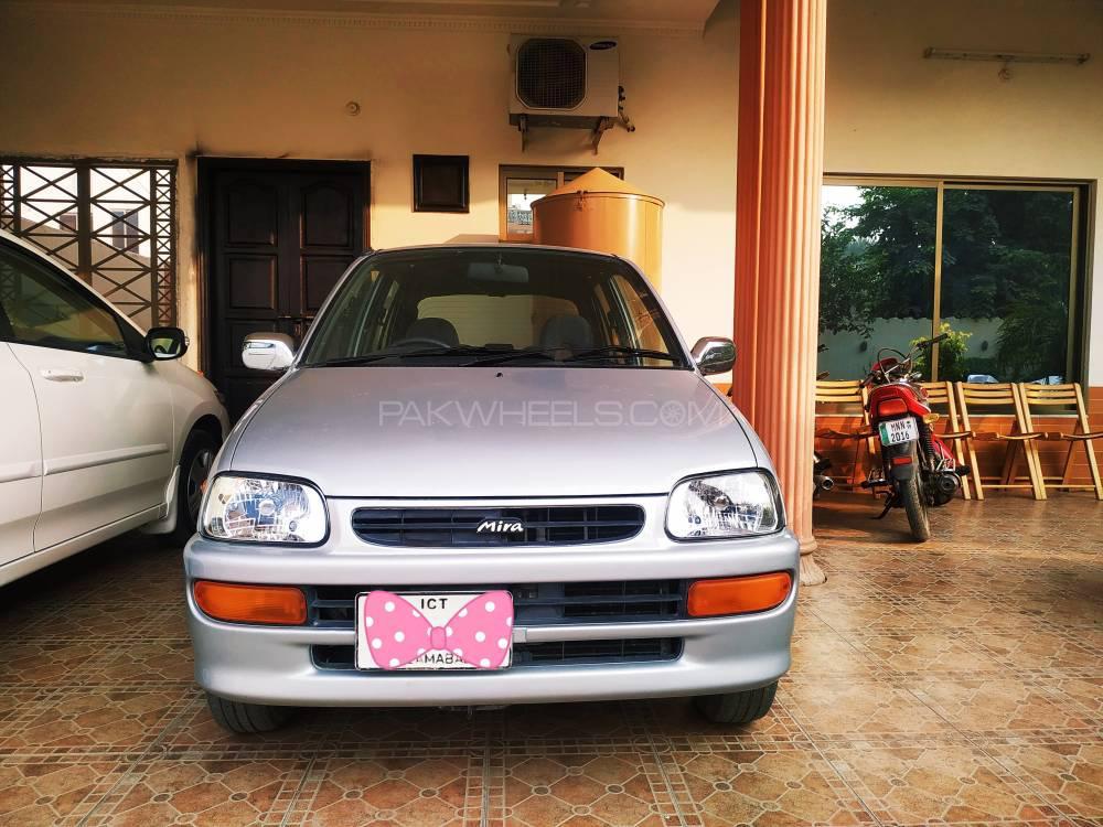Daihatsu Cuore CX Automatic 2008 Image-1